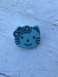 knoop hello kitty blue