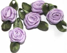 Mini roosje lila  pst