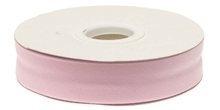 Biasband licht roze katoen 718