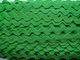 Zigzagband groen 5mm