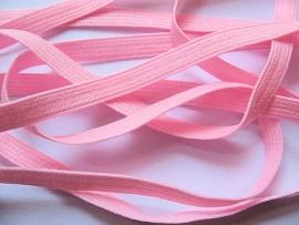 Skinny haarband elastiek babyroze