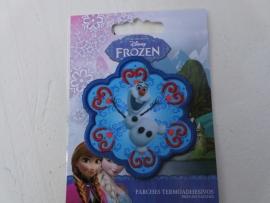 Frozen opstrijk applicatie OLAF