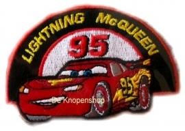 A0400 Disney Cars rood Lightning mcqueen