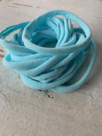 Haarbandje nylon Sky blue