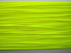 Koord neon geel