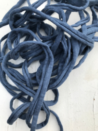 Tricot band jeans blue hoooked zpagetti