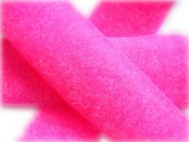 Klittenband fel roze YKK