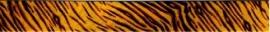 Biasband tijgerprint