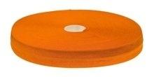 Elastisch biaisband oranje 20 mm