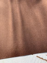 Leer parelmoer structuur bruin