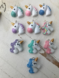 Unicorn Flatback mint links