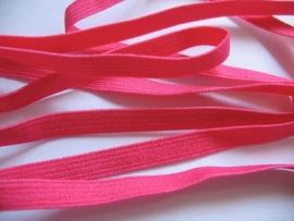 Skinny haarband elastiek fuchsia