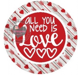 Flatback  all You need is love 3