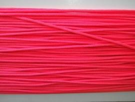 Koord neon roze
