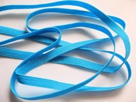 Skinny haarband elastiek aqua