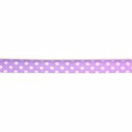 Rolband stip  lila 50cm (Diadeem maken)