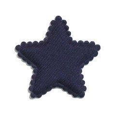 Ster navy 3.5 cm
