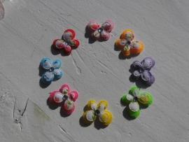 vlinder dubbellaags kies je kleur