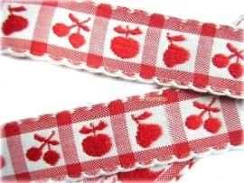 SB11b Rood hollands fruitband