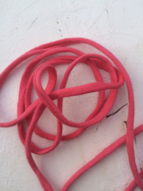 Tricot band neon pink hoooked zpagetti