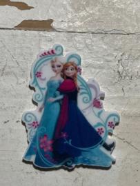 flatback Frozen elsa+anna