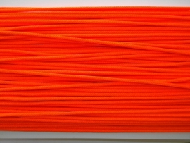 Koord neon oranje