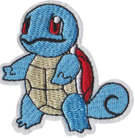 Squirtle  pokemon strijkapplicatie