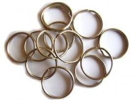 Sleutelhanger ring 2,5cm