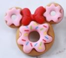 Minnie Donut strik