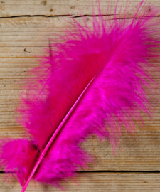 Veer  luxe fel roze 8/10cm