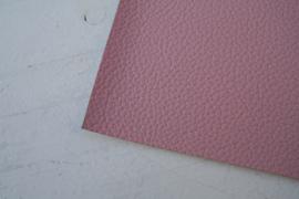Leer structuur roze