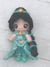 Jasmine fimo klei poppetje