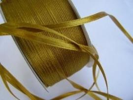 SB7e Satijnband goud 3 mm