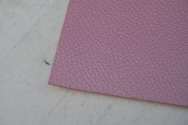 Leer parelmoer structuur roze