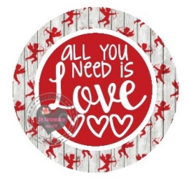 Flatback  all You need is love 1