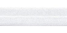 Elastisch biasband wit 2cm