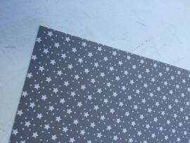 Leer sterren grijs