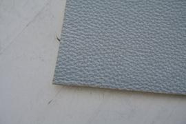 Leer parelmoer structuur zilver