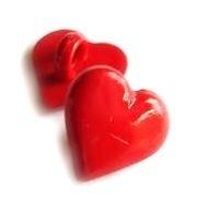 KN152 Rood hart