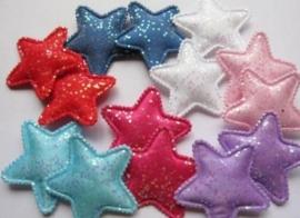 ster glinster 4.5 cm kies jou kleur