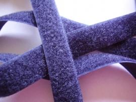 Klittenband donkerblauw YKK