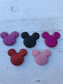 Mickey mouse glitter