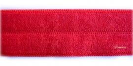 Elastisch biasband rood 2cm