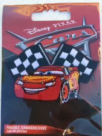 Disney Cars rood vlaggen