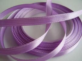 SB013 Satijnband lila 7 mm