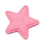 Ster licht roze 1.5 cm