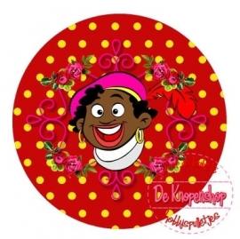 Flatback  Piet & roosjes