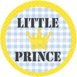 Flatback tekst Little Prince