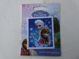 Frozen opstrijk applicatie ELSA + ANNA