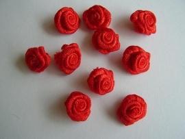 R018 Roosjes rood 1cm (10)
